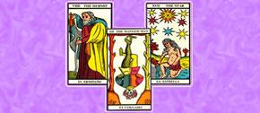 Tarot do amor 3 cartas