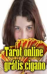 Tarot online grátis cigano